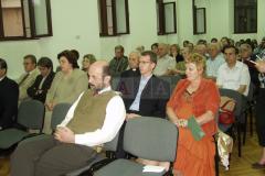 Predstavljanje izdanja održano je 22. svibnja 2007. godine u Velikoj dvorani Državnog arhiva u Pazinu.