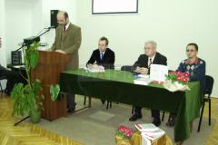 Predstavljanje izdanja održano je 4. ožujka 2009. godine u Velikoj dvorani Državnog arhiva u Pazinu.