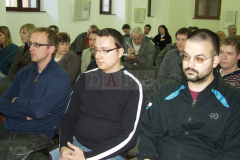 Predstavljanje izdanja održano je u Velikoj dvorani Državnog arhiva u Pazinu 28. listopada 2010. godine.