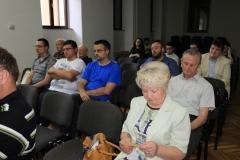 Predstavljanje izdanja održano je u Velikoj dvorani Državnog arhiva u Pazinu 9. lipnja 2015. godine.