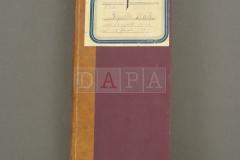 HR-DAPA-429, Zbirka matičnih knjiga - Matična knjiga krštenih Labin 1536-1583