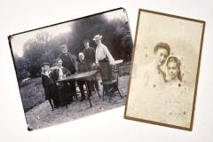 HR-DAPA-806, Obitelj Hutterott - Fotografije obitelji Hutterott
