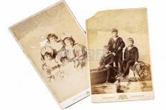 HR-DAPA-806, Obitelj Hutterott - Fotografije članova obitelji Benecke