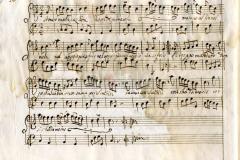 HR-DAPA-905, Zbrika notnih zapisa - Arie Noue del 1741