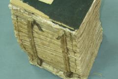 Restaurirano arhivsko gradivo i izrađen uvez prema izgledu izvornika