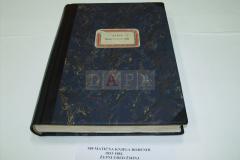 Restaurirana i novouvezana matična knjiga