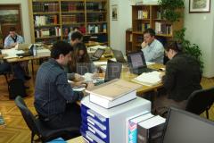Korisnici čitaonice 2010.