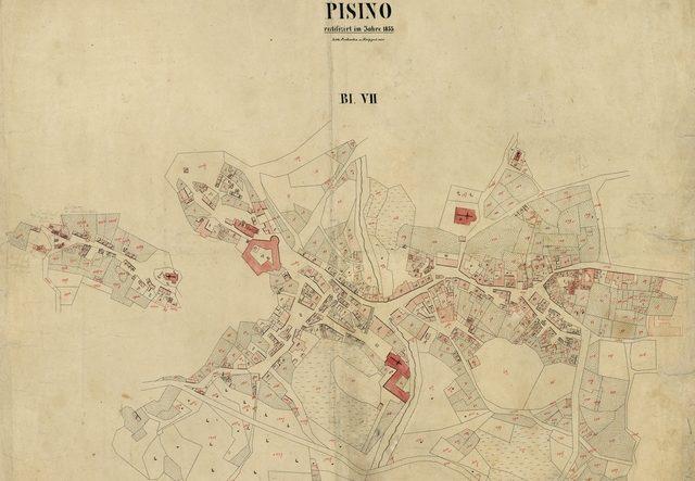 Arhivsko gradivo - HR-DAPA-800, Katastar Istre